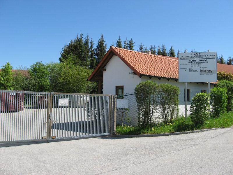 Wertstoffhof Nürnberg Fischbach